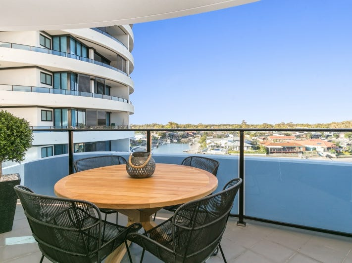 2601/5 Harbour Side Court, Biggera Waters, Qld 4216