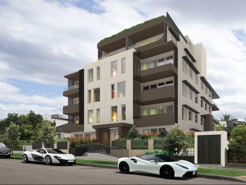 102/1-3 John Street, Kogarah Bay, NSW 2217
