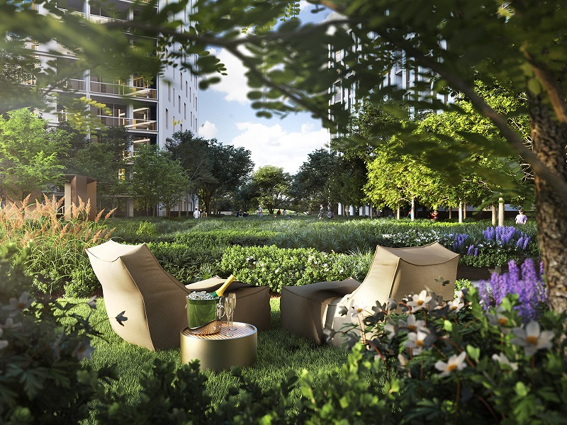 Lot 3/2 Figtree Drive, Sydney Olympic Park, NSW 2127