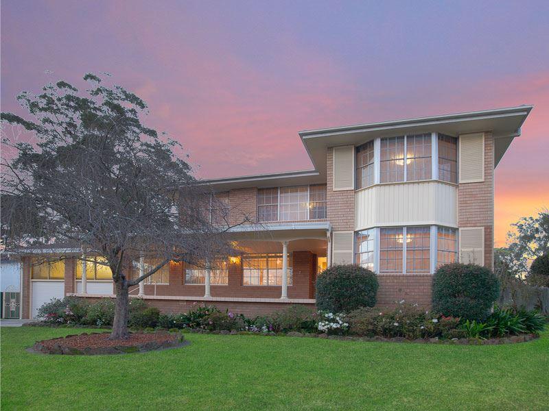 45 Mulgray Avenue, Baulkham Hills, NSW 2153