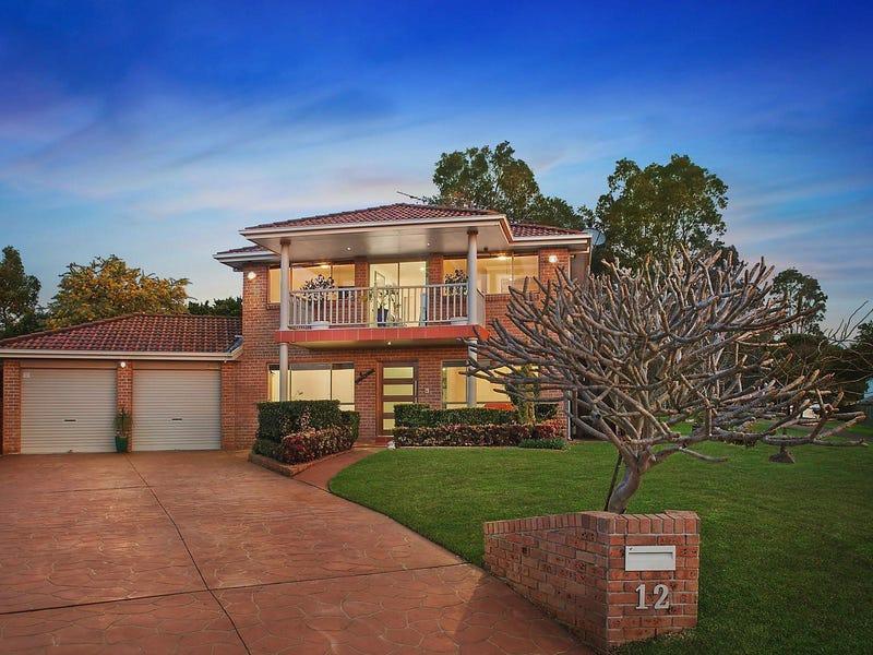 12 Veronica Place, Narellan Vale, NSW 2567