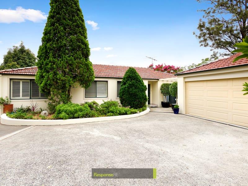 126 Peel Road, Baulkham Hills, NSW 2153