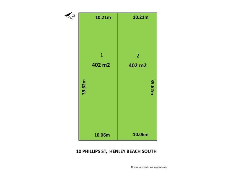 Lot 801, 10 Phillips Street, Henley Beach South, SA 5022