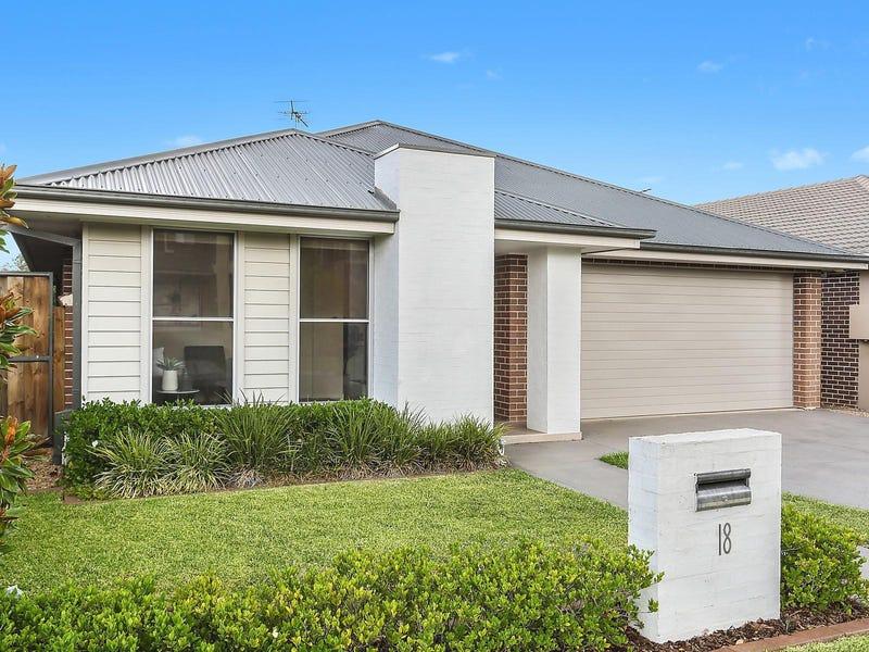 18 Lagoon Street, The Ponds, NSW 2769