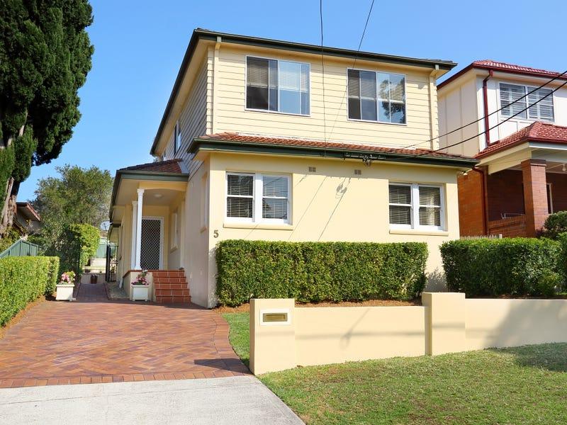 5 Park Avenue, Oatley, NSW 2223