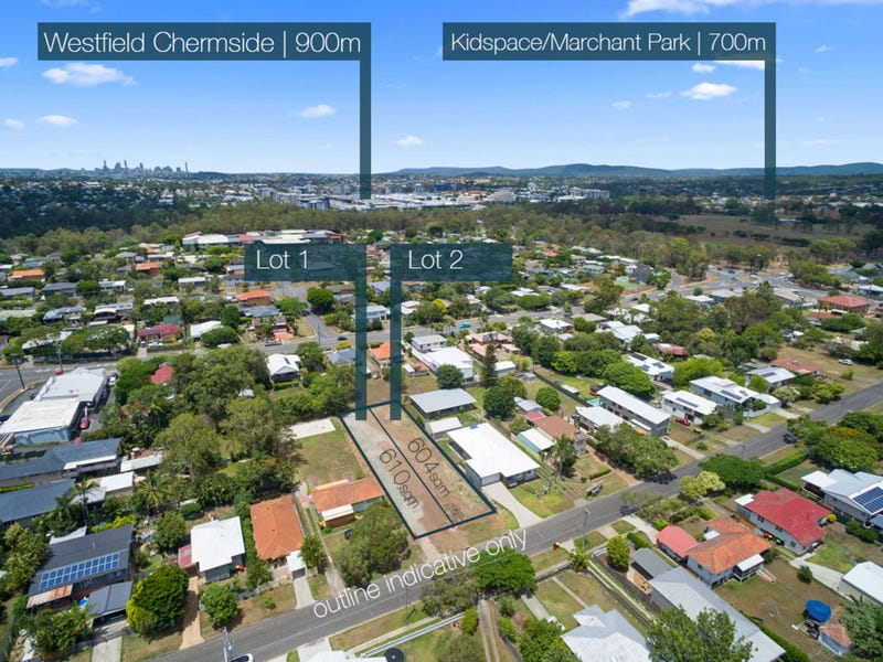 37 Blackwood Road (Proposed Lots 1 & 2), Geebung, Qld 4034
