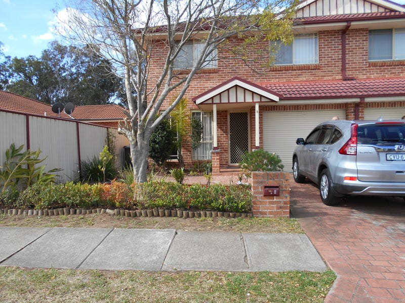8/53 Fitzgerald Avenue, Edensor Park, NSW 2176
