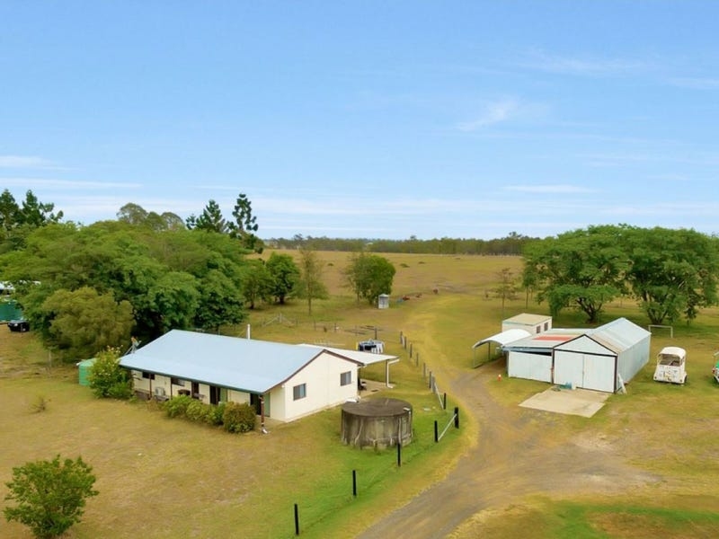 422 Sugarloaf Road, Mount Forbes, Qld 4340