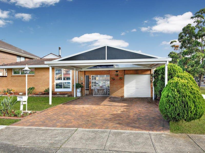 2 Amiens Avenue, Milperra, NSW 2214