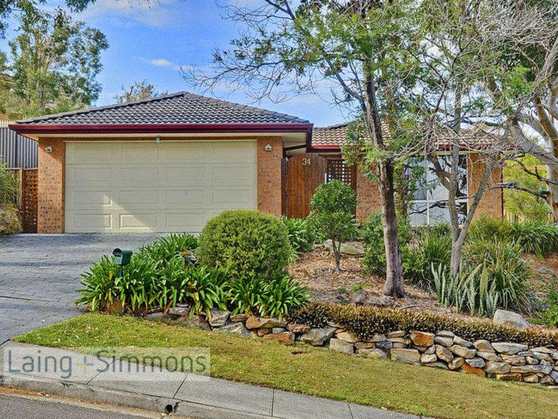 34 Arthurs Circle, Mount Colah, NSW 2079