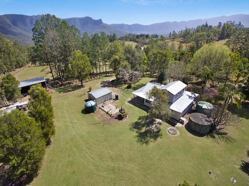 1039 Brays Creek Road, Brays Creek, NSW 2484