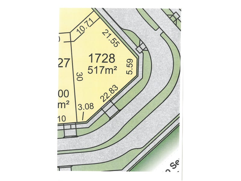 Lot 1728, Union Station Drive, Seaford Meadows