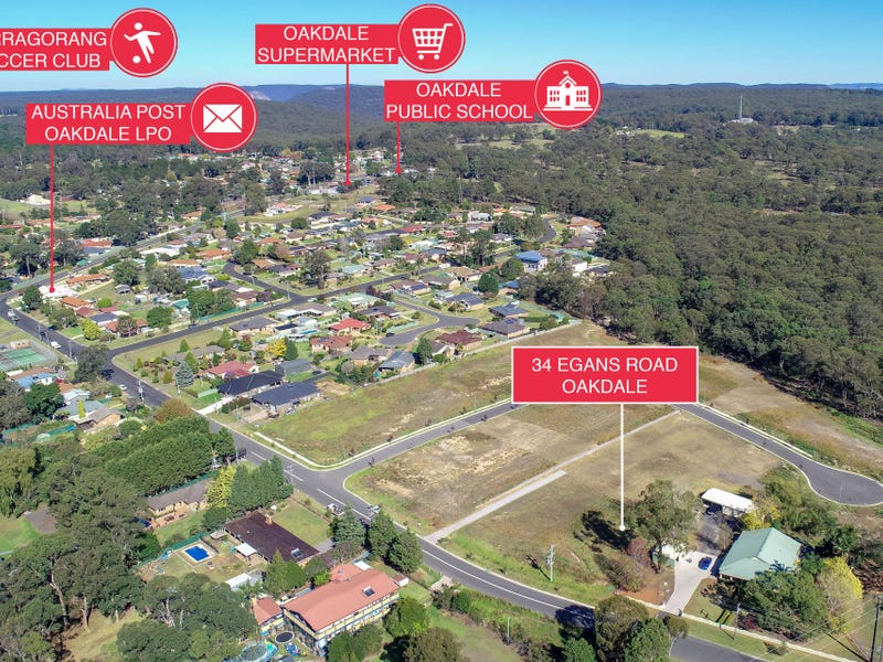Lot 34 Egans Road, Oakdale, NSW 2570