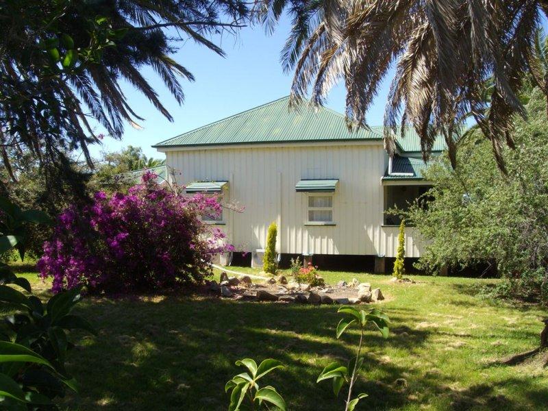 110 acres, Mount Marshall, Qld 4362
