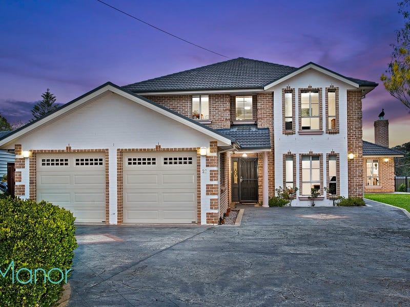 27 Lukes Lane, Baulkham Hills, NSW 2153