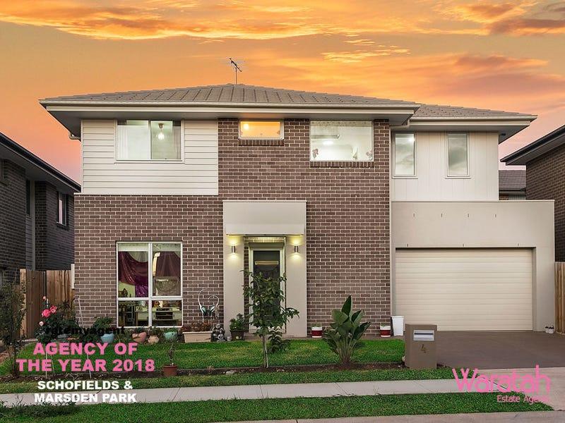 4 Eclipse Street, Schofields, NSW 2762