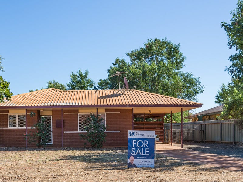 34 Egret Crescent, South Hedland, WA 6722