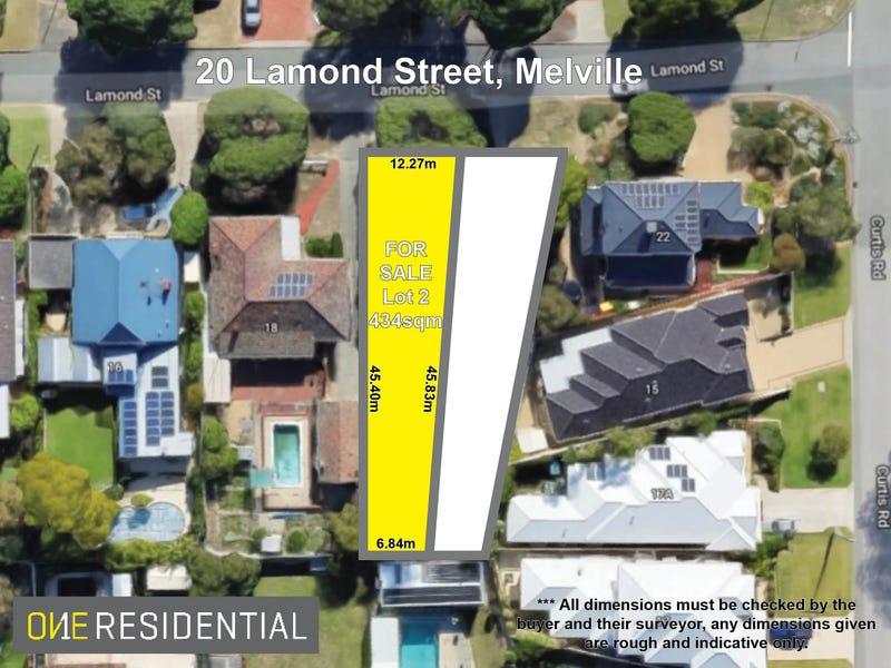 20A Lamond Street, Melville, WA 6156