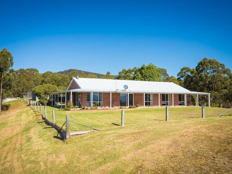 133 Radium Ridge Road, Myrtle Mountain, NSW 2550