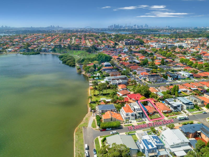 18 James Street, Five Dock, NSW 2046