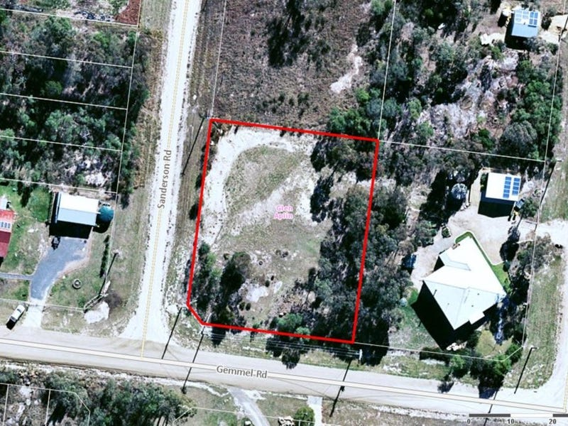 Lot 54, Sanderson Road, Glen Aplin, Qld 4381