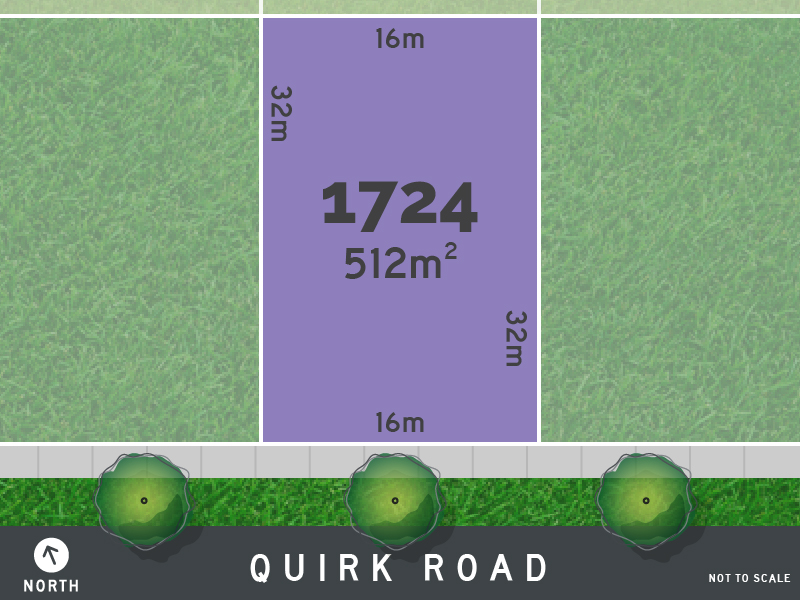 Lot 1724, Quirk Road, Lucas, Vic 3350