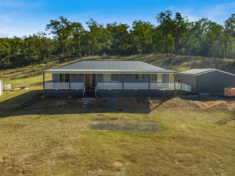 310 Howmans Road, Lockyer, Qld 4344