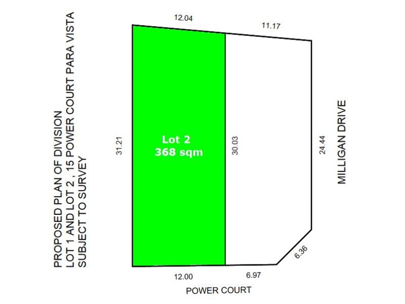 Lot 2, 15 Power Court, Para Vista, SA 5093