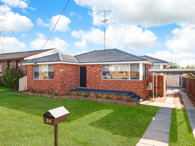 20 King Road, Camden South, NSW 2570