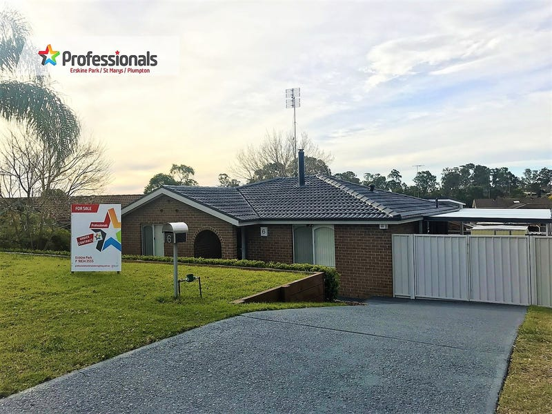 6  Cepheus Place, Erskine Park, NSW 2759