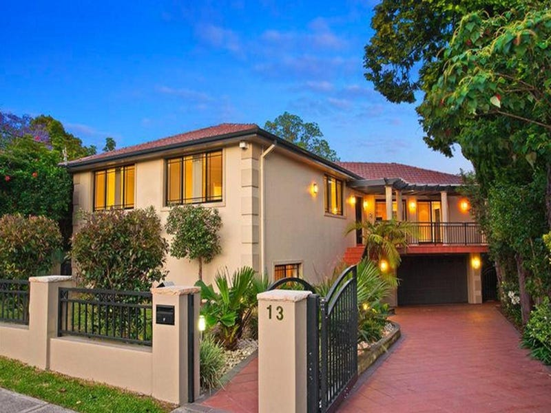 13 Ferncourt Avenue, Roseville, NSW 2069