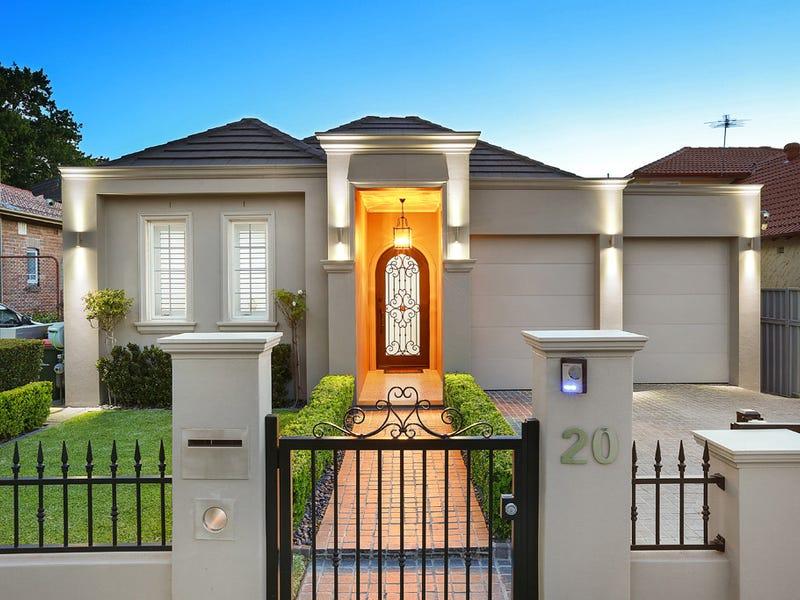 20 La Mascotte Avenue, Concord, NSW 2137