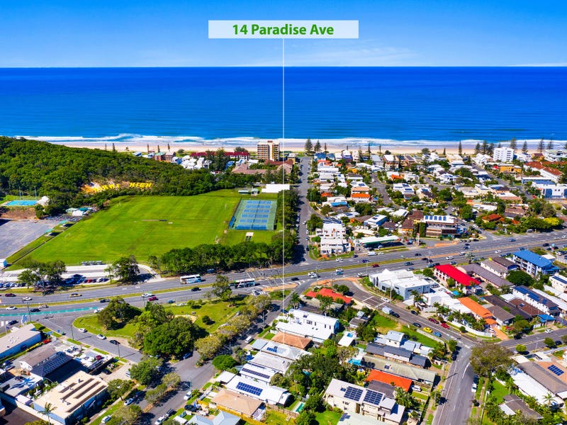 14 Paradise Avenue, Miami, Qld 4220