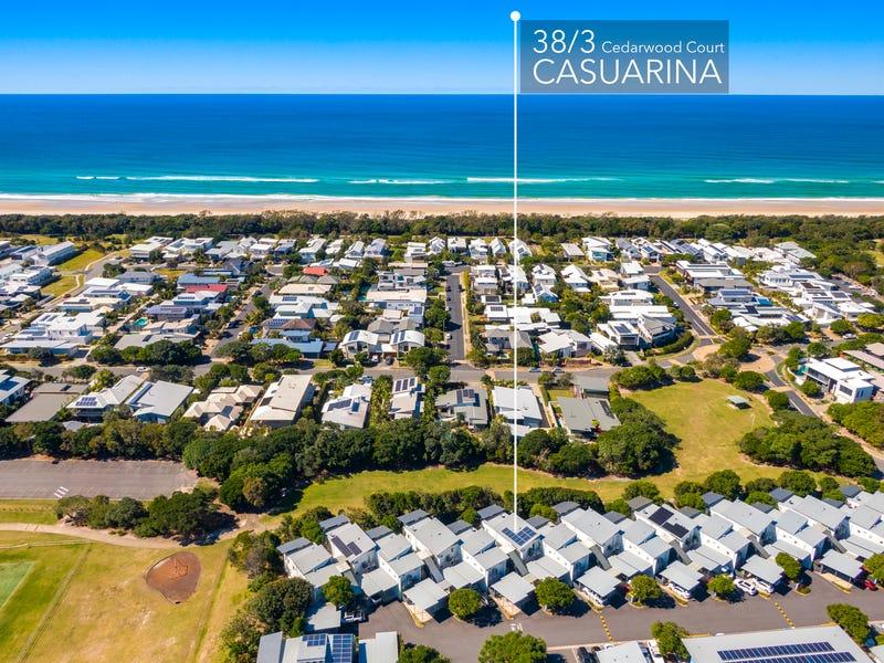 38/3 Cedarwood Court, Casuarina, NSW 2487