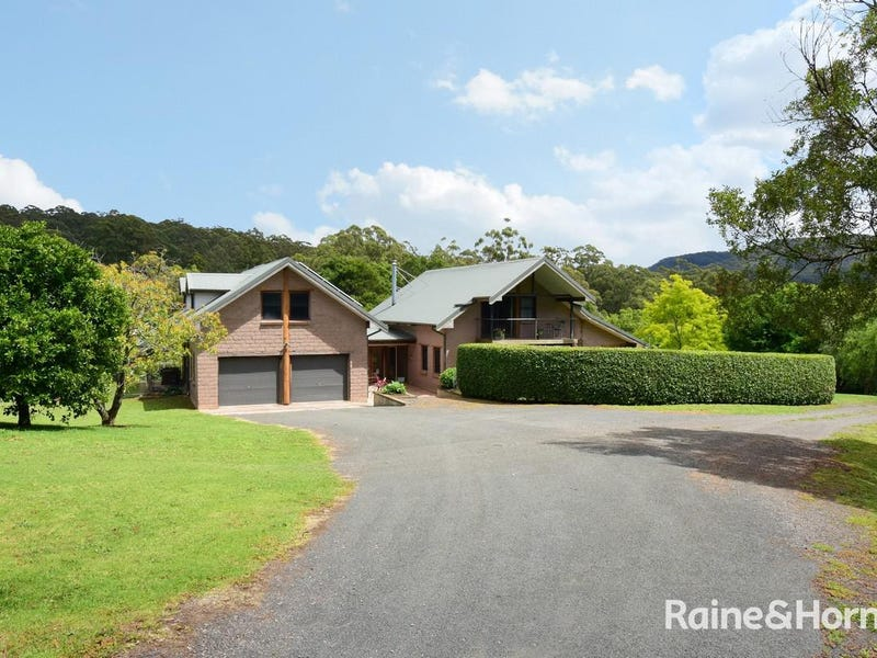 545 Browns Mountain Road, Browns Mountain, NSW 2540