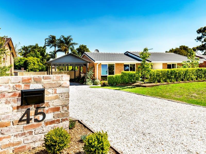 45 Devlin Ave, North Nowra, NSW 2541