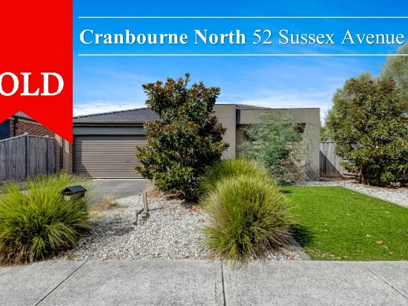 52 Sussex Avenue, Cranbourne North, Vic 3977