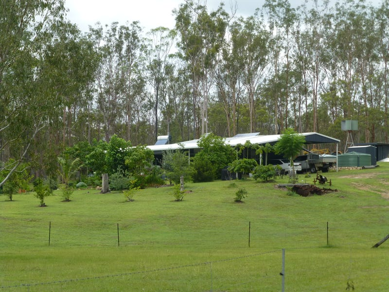 459 SWINDLE CREEK ROAD, Lakeside, Qld 4621