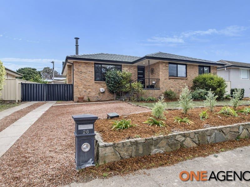 26 Bangalay Crescent, Rivett, ACT 2611