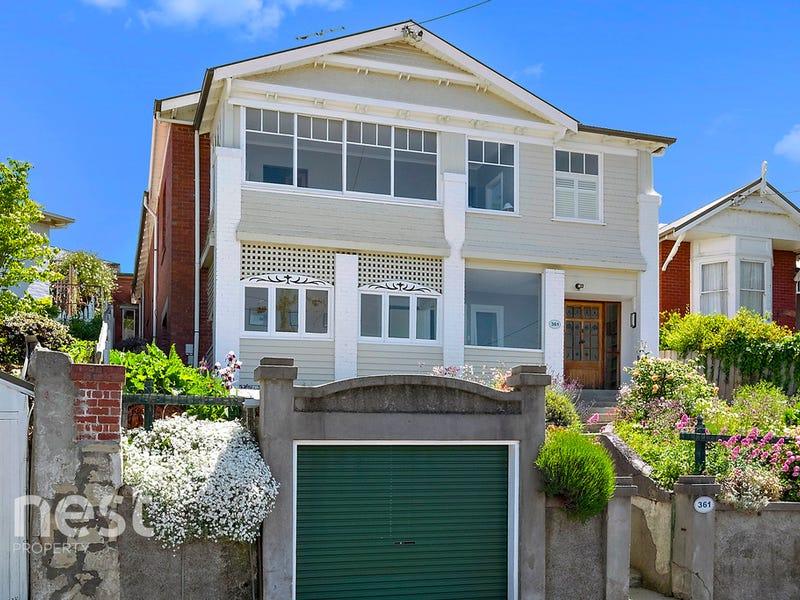 361 Liverpool Street, West Hobart, Tas 7000