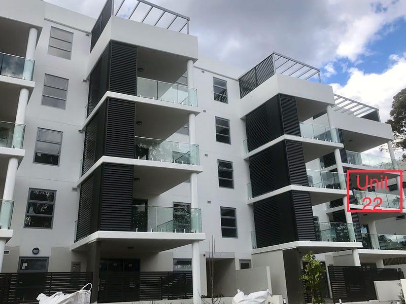 22/56-60 Gordon Crescent, Lane Cove North, NSW 2066