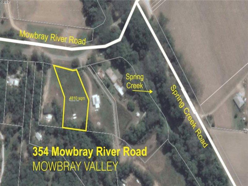 354 Mowbray River Rd, Mowbray, Qld 4877