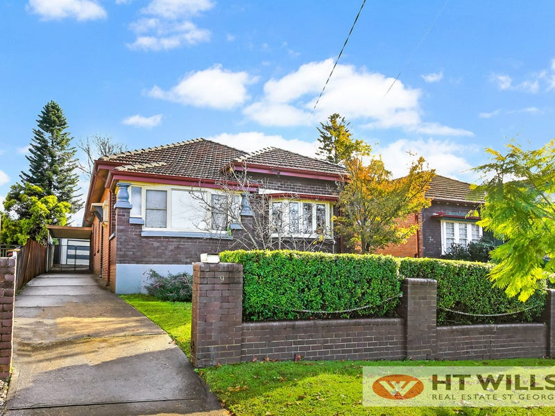 9 Rosemont Avenue, Mortdale, NSW 2223