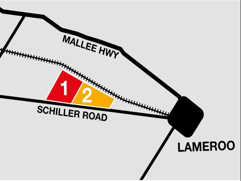 Allotment 1 & 2, Schiller Road, Lameroo, SA 5302