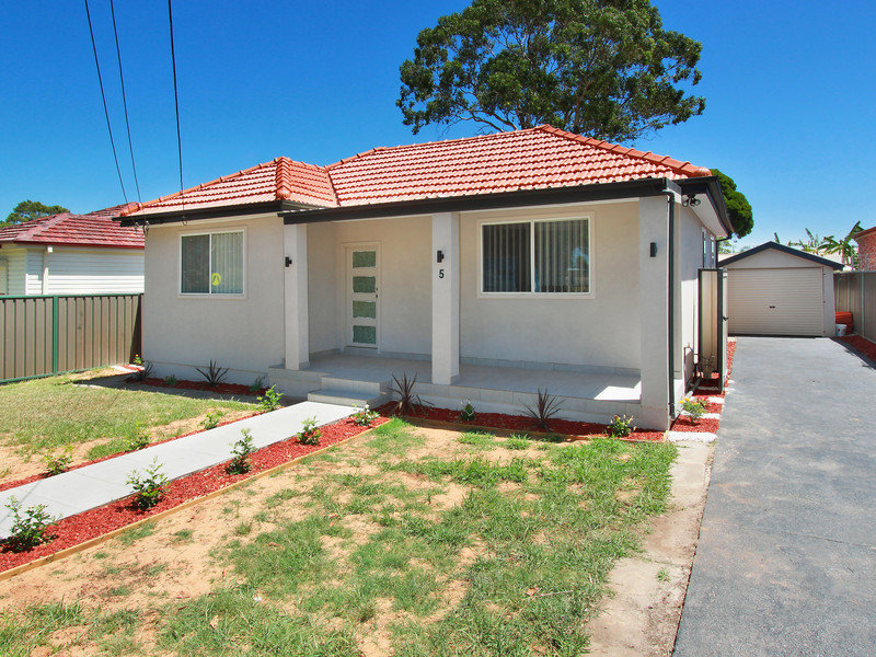 5 Ellis pde, Yennora, NSW 2161