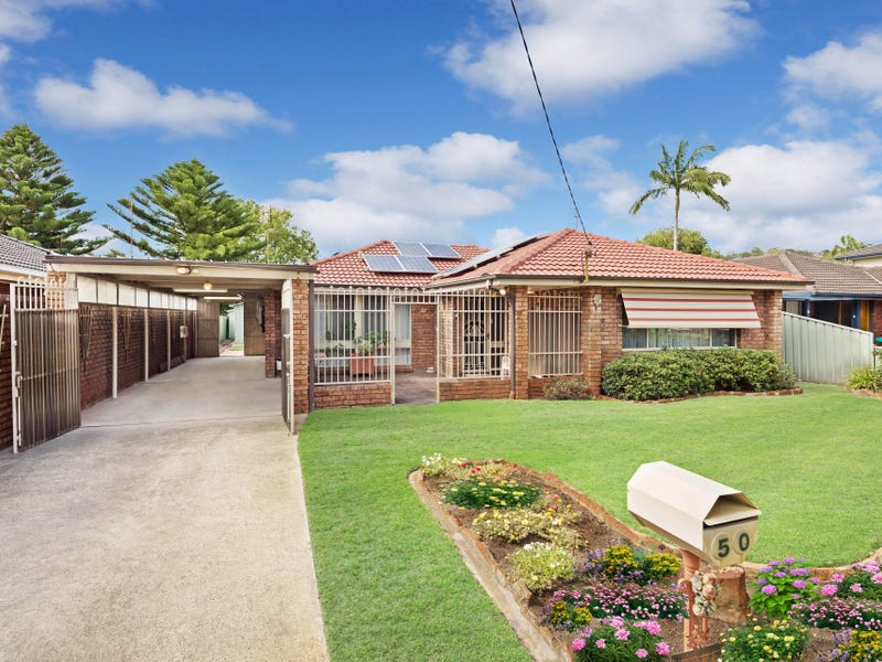 50 Everglades Crescent, Woy Woy, NSW 2256