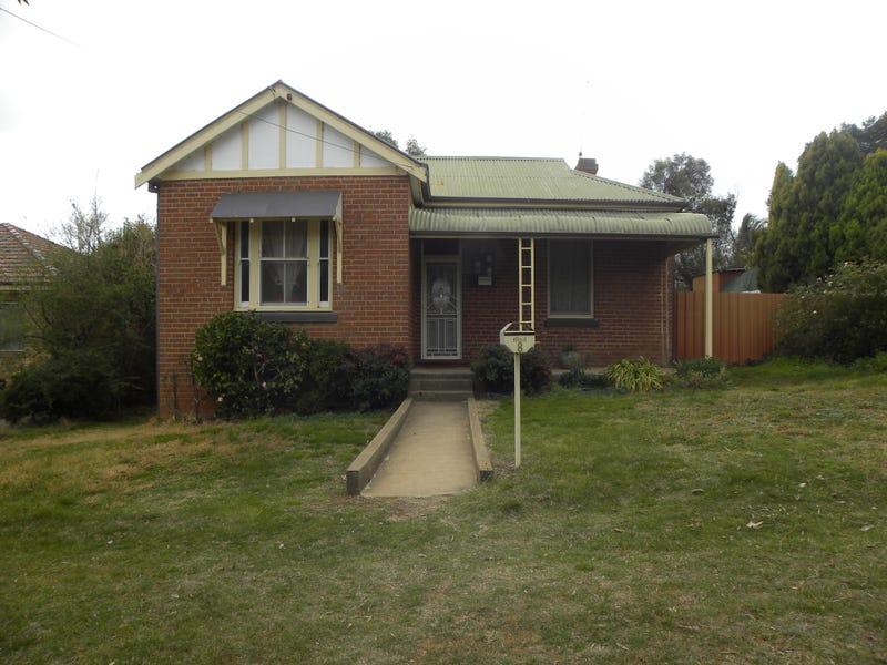 8  KESWICK STREET, Cowra, NSW 2794