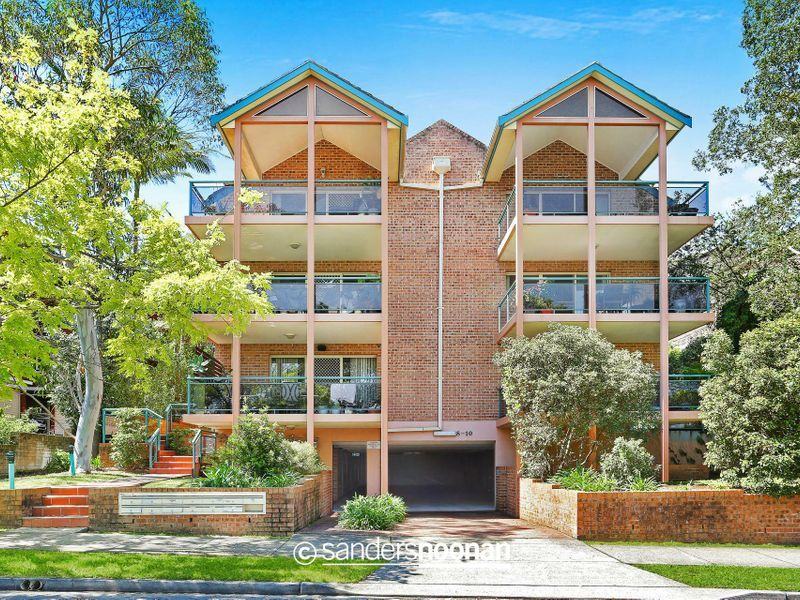 4/8-10 Jersey Avenue, Mortdale, NSW 2223