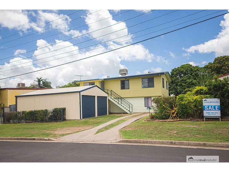 133 Richardson Road, Park Avenue, Qld 4701