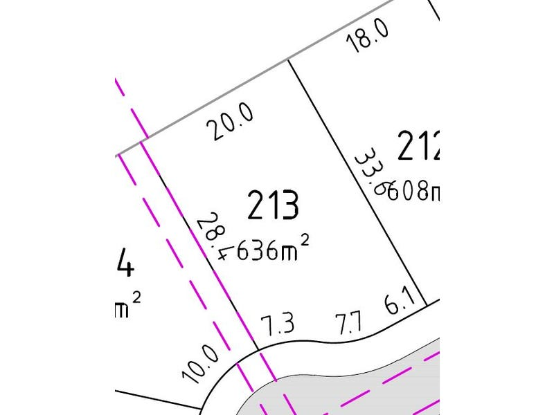 Lot 213 Rovere Drive, Coffs Harbour